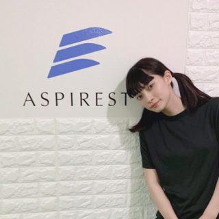 女優の田中真琴さんがご来館されました!